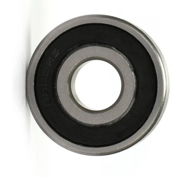 high speed nsk 6307z 6307-2RS long life deep groove ball bearing skf 63072z with low noise #1 image