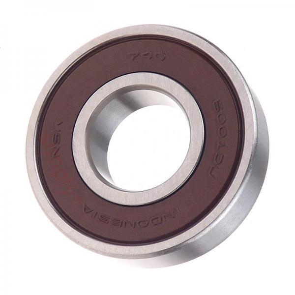 DIN100cr6 ABEC 1 ABEC3 Wheel Hub Bearing Dac34670037 2RS #1 image