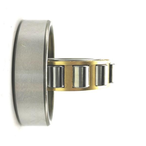 Steel ball bearing Deep Groove Ball Bearing 6307 KOYO NSK Ball bearing #1 image