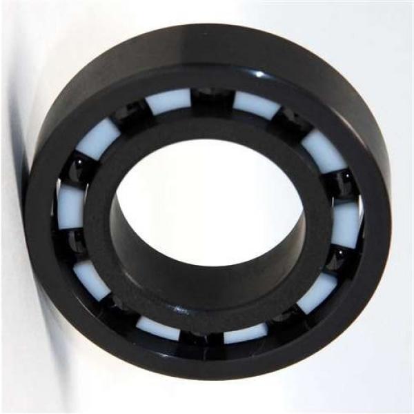 Double Row Cylindrical Type Roller Follower Nutr by NTN Nutr203 #1 image