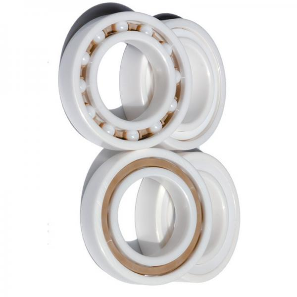 Auto Parts Chrome Steel 6307 NTN Brand Deep Groove Ball Bearing #1 image